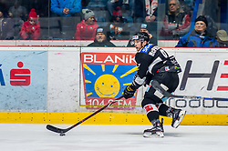 26.12.2018, Ice Rink, Znojmo, CZE, EBEL, HC Orli Znojmo vs Fehervar AV 19, 31. Runde, im Bild Allan McPherson (HC Orli Znojmo) // during the Erste Bank Eishockey League 31th round match between HC Orli Znojmo and Fehervar AV 19 at the Ice Rink in Znojmo, Czechia on 2018/12/26. EXPA Pictures © 2018, PhotoCredit: EXPA/ Rostislav Pfeffer