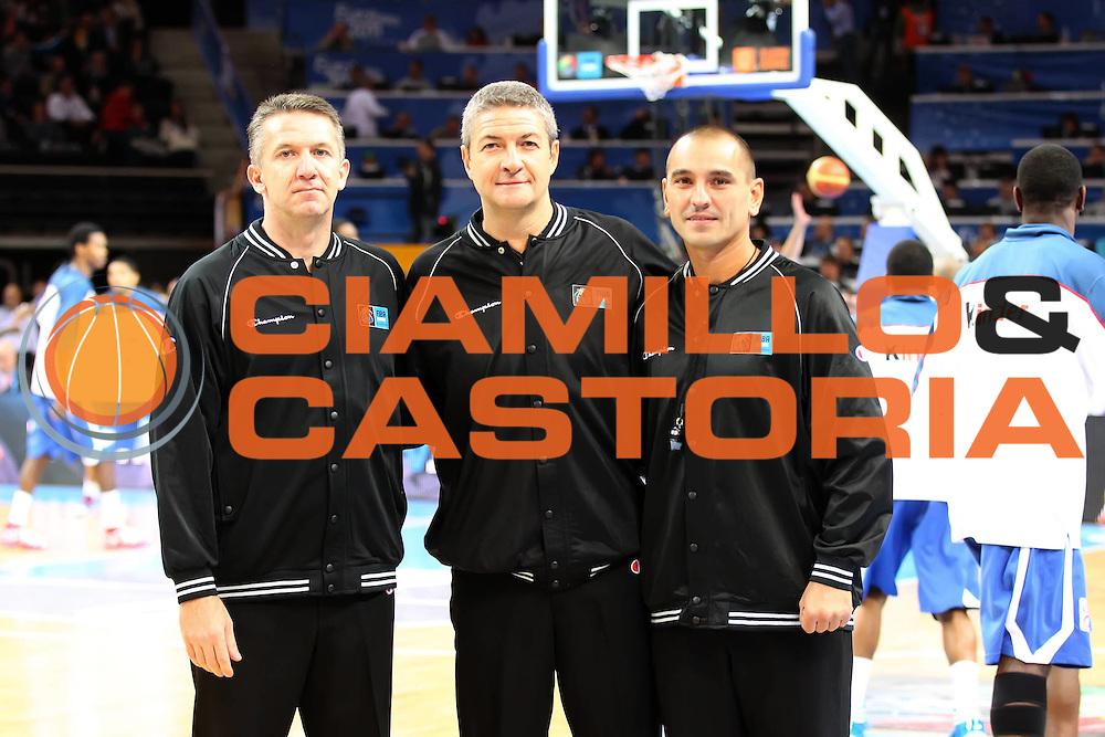 DESCRIZIONE : Kaunas Lithuania Lituania Eurobasket Men 2011 Finale Primo Secondo Posto Final Spagna Francia Spain France<br /> GIOCATORE : Luigi Lamonica<br /> SQUADRA : <br /> EVENTO : Eurobasket Men 2011<br /> GARA : Spagna Francia Spain France<br /> DATA : 18/09/2011 <br /> CATEGORIA : arbitro referees<br /> SPORT : Pallacanestro <br /> AUTORE : Agenzia Ciamillo-Castoria/ElioCastoria<br /> Galleria : Eurobasket Men 2011 <br /> Fotonotizia : Kaunas Lithuania Lituania Eurobasket Men 2011 Finale Primo Secondo Posto Final Spagna Francia Spain France<br /> Predefinita :