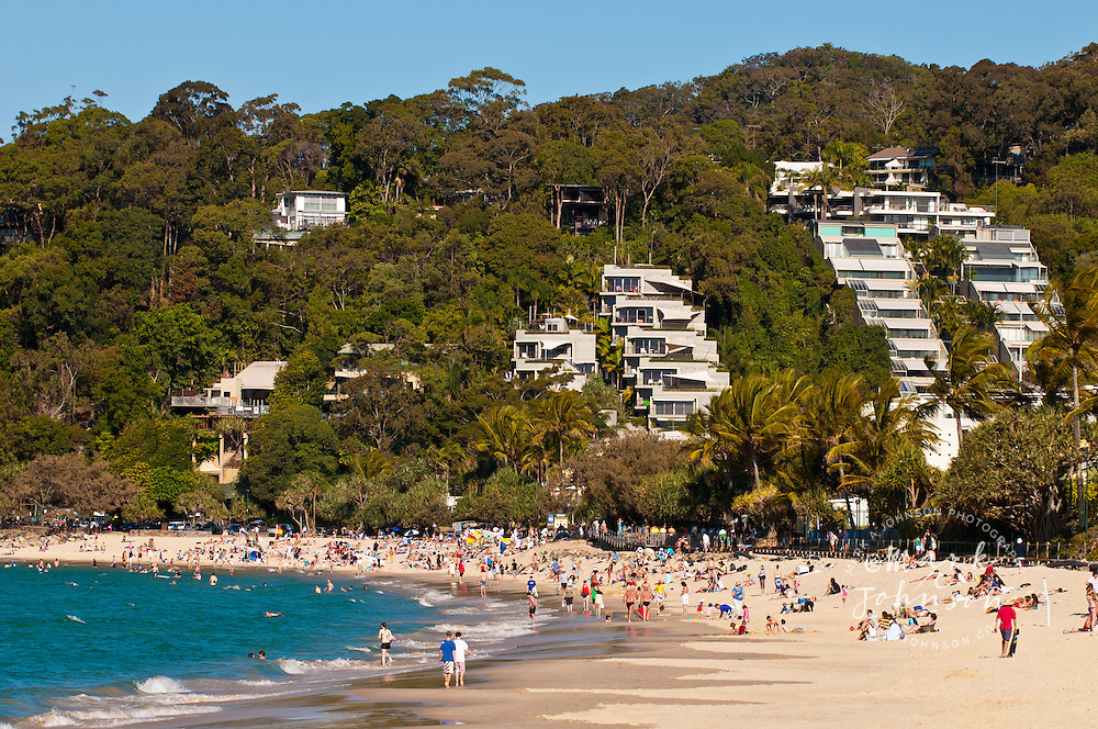 Main Beach, Noosa, Queensland, Australia