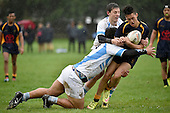 20150923 College Rugby League Stephen Kearney Cup- Upper Hutt College v St Pat's Silverstream