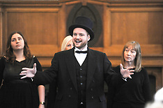Andrew Carnegie musical, Dunfermline, 25 November 2018