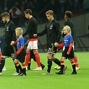 NLD/Amsterdam/20181023 - Champions Leaguewedstrijd  Ajax - SL Benfica,