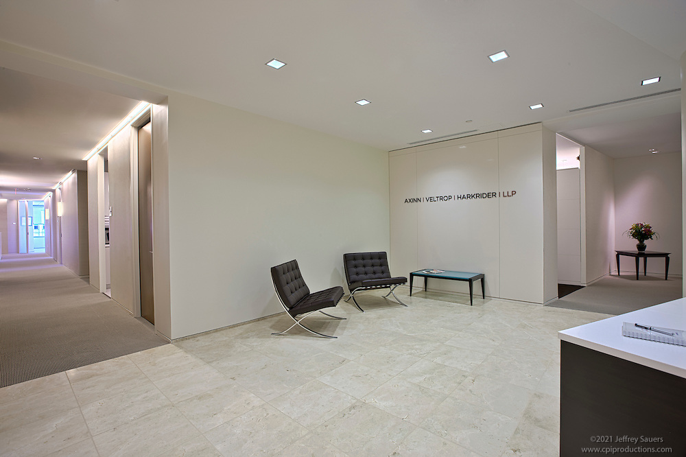 Architectural Interior Of DC Law Firm Axinn Veltrop And Harkrider By Jeffrey Sauers Commercial Photographics
