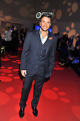 PETER ANDRE at the annual Collars & Coats Gala Ball in aid of Battersea Dogs & Cats Home held at Battersea Evolution, Battersea Park, London on 11th November 2011.