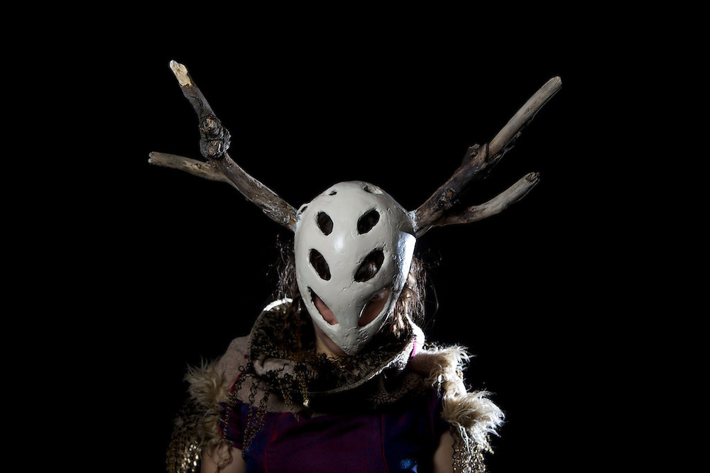 Gabriel Macleod costume shoot at Studio4Fun