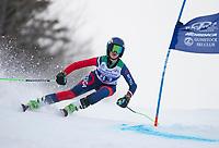Piche Invitational GS boys U14 2nd run.    ©2019 Karen Bobotas Photographer
