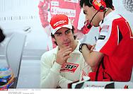 Grand prix de Bahraïn 2010..Circuit de shakir. 12 mars 2010..Premiere séance d'essai...Photo Stéphane Mantey/ L'Equipe. *** Local Caption *** alonso (fernando) - (esp) -