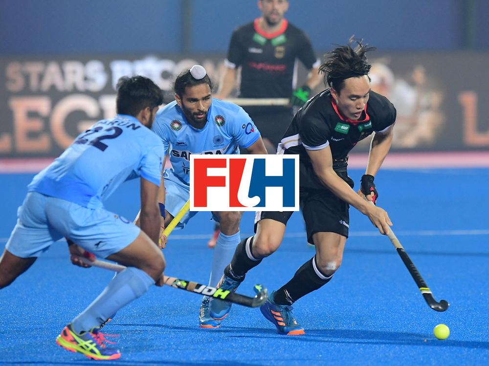 Odisha Men's Hockey World League Final Bhubaneswar 2017<br /> Match id:10<br /> India v Germany<br /> Foto: Dan Nguyen (Ger) <br /> WORLDSPORTPICS COPYRIGHT FRANK UIJLENBROEK