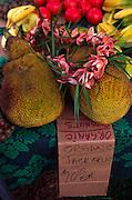 Fruit Stand, Hna Coast, Maui, Hawaii<br />