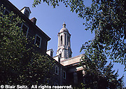 "Penn State University, ""Old Main,"" State College, Centre Co., PA."