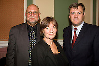Biil Greenshields, Christine Blower, Ed Balls, at the TUC Conference 2008....© Martin Jenkinson, tel 0114 258 6808 mobile 07831 189363 email martin@pressphotos.co.uk. Copyright Designs & Patents Act 1988, moral rights asserted credit required. No part of this photo to be stored, reproduced, manipulated or transmitted to third parties by any means without prior written permission