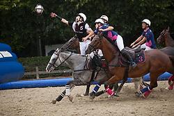 Van Herreweghe Axel, BEL<br /> 't Hoefijzer 5 vs. InnRhorse - Horseball Event 2017© Hippo Foto - Sharon Vandeput<br /> 2/07/17