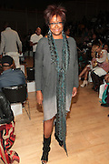 6 September 2013- New York, NY: Media personality Harriett Cole attends Harlem Fashion Row 2013 Spring Presentation held at Jazz at Lincoln Center on September 6, 2013 in New York City. ©Terrence Jennings