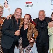 NLD/Utrecht/20180923 - Premiere Mamma Mia, Noble, echte naam Marianne Nobel)