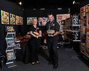 IG Festival of Food 2015. Darwin Convention Centre. 2-3 May 2015. Booth and products of Priestly's Gourmet Delights. Photo by Shane Eecen/Creative Light Studios Darwin.