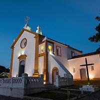Igreja Nossa Senhora das Necessidades, Santo Antonio de Lisboa, Florianópolis, Santa Catarina, foto de Ze Paiva - Vista Imagens