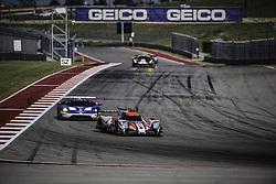 September 14, 2017 - Austin, TEXAS, etats unis - 28 TDS RACING (FRA) ORECA 07 GIBSON LMP2 FRANÇOIS PERRODO (FRA) MATTHIEU VAXIVIERE (FRA) EMMANUEL COLLARD  (Credit Image: © Panoramic via ZUMA Press)
