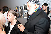 REGINE THORRE; NAN BUSH; BRUCE WEBER, MOCA RECEPTION, Opening of ÔJonathan Meese: SculptureÔ, from the Knight Exhibition Series. Also on view: ÔBruce Weber: Haiti / Little HaitiÔ, Hosted by Bonnie Clearwater and Vanity Fair International. Museum of Contemporary Art, 770 NE 125 Street, North Miami 30 NOVEMBER 2010. -DO NOT ARCHIVE-© Copyright Photograph by Dafydd Jones. 248 Clapham Rd. London SW9 0PZ. Tel 0207 820 0771. www.dafjones.com.<br /> REGINE THORRE; NAN BUSH; BRUCE WEBER, MOCA RECEPTION, Opening of 'Jonathan Meese: Sculpture', from the Knight Exhibition Series. Also on view: 'Bruce Weber: Haiti / Little Haiti', Hosted by Bonnie Clearwater and Vanity Fair International. Museum of Contemporary Art, 770 NE 125 Street, North Miami 30 NOVEMBER 2010. -DO NOT ARCHIVE-© Copyright Photograph by Dafydd Jones. 248 Clapham Rd. London SW9 0PZ. Tel 0207 820 0771. www.dafjones.com.