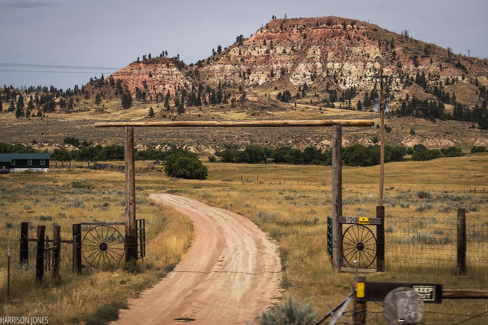 Muddy, MT