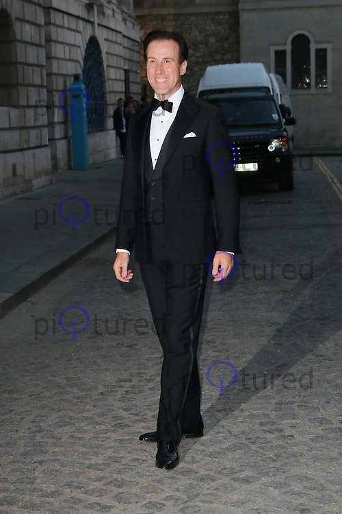Anton Du Beke, Dot Com Children's Foundation Strictly Ballroom - charity dinner, The Mansion House, London UK, 16 September 2014, Photo by Richard Goldschmidt
