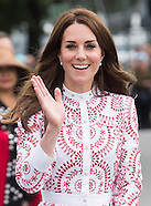 Kate Middleton & Prince William Attend Coast Guard Event