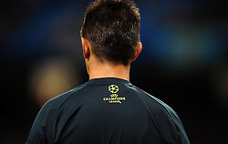 a fith official  - Photo mandatory by-line: Joe Meredith/JMP  - Tel: Mobile:07966 386802 03/10/2012 - Manchester City v Borussia Dortmund - SPORT - FOOTBALL - Champions League -  Manchester   - Etihad Stadium -