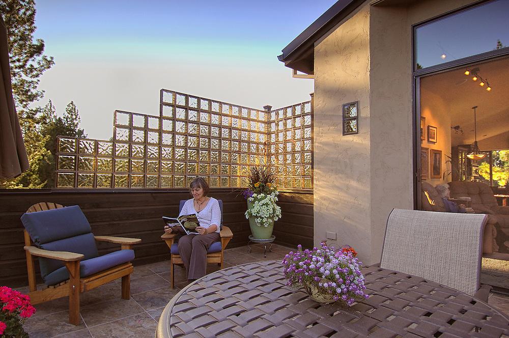 Pamela Claflin Home, Bend, Oregon, Central Oregon, United States of America