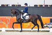 Dinja van Liere - Hermes<br /> KWPN Kampioenschappen 2017<br /> © DigiShots