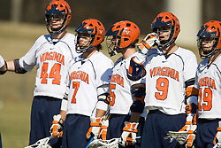 The #2 ranked Virginia Cavaliers defeated the Drexel Dragons 13-7 at the University of Virginia's Klockner Stadium in Charlottesville, VA on February 14, 2009.