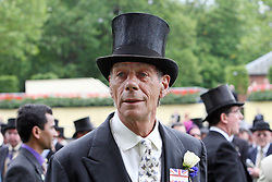 Sir Henry Cecil, 10-time champion trainer, has died at the age of 70.<br /> Responsible for 25 British Classic winners, Cecil was also the leading handler at Royal Ascot with a record 75 successes.<br /> 19.06.2012, Royal Ascot, GB, Trainer Sir Henry Cecil in portrait.<br /> Photo by: Racingfotos.com / i-Images.