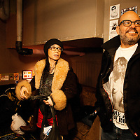 Janeane Garofalo, David Cross - Whiplash - UCB Theater, New York - January 7, 2013