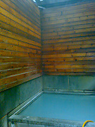 Japanese style spa in Taipei