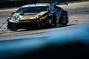 March 16-18, 2017: Mobil 1 12 Hours of Sebring. 46 EBIMOTORS, Lamborghini Huracan GT3, Emanuele Busnelli, Fabio Babini, Emmanuel Collard