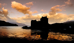Eilean Donan Castle at Dawn<br /> <br /> (c) Andrew Wilson | Edinburgh Elite media