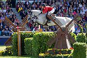 Laura Kraut - Cedric<br /> World Equestrian Festival, CHIO Aachen 2012<br /> © DigiShots