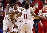 NCAA Basketball - Indiana Hoosiers vs Nebraska Cornhuskers - Bloomington, IN