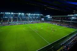 LIVERPOOL, ENGLAND - Monday, December 19, 2016: Liverpool take on Everton during the FA Premier League match, the 227th Merseyside Derby, at Goodison Park. (Pic by Gavin Trafford/Propaganda)