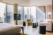 Park Deluxe Corner room, Park Hyatt Bangkok