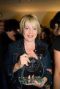 JO FAIRLEY, Neal's Yard Remedies Natural Beauty Honours and drinks party. King's Rd. London. 4 September 2008.  *** Local Caption *** -DO NOT ARCHIVE-© Copyright Photograph by Dafydd Jones. 248 Clapham Rd. London SW9 0PZ. Tel 0207 820 0771. www.dafjones.com.