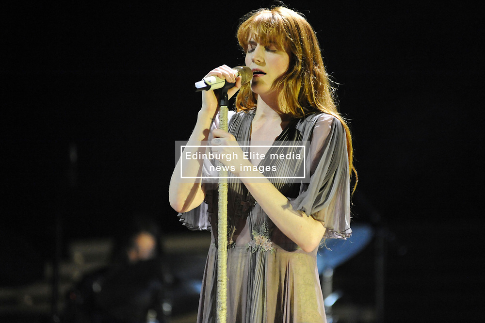 Pictured: Florence and the Machine<br /> <br /> <br /> <br /> Callum Landells   EEm 17 November 2018