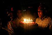 CELEBRITY PHOTOGRAPHER JOHNNY NUNEZ'S B-DAY PARTY