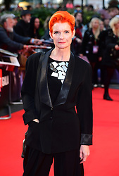 Sandy Powell attending the Closing Gala and International premiere of The Irishman, held as part of the BFI London Film Festival 2019, London.