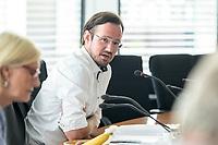 30 AUG 2020, BERLIN/GERMANY:<br /> Dirk Wiese, MdB, SPD, Paul-Loebe-Haus, Deutscher Bundestag<br /> IMAGE: 20200830-01-090