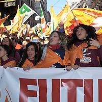 Manifestazione Partito Democratico