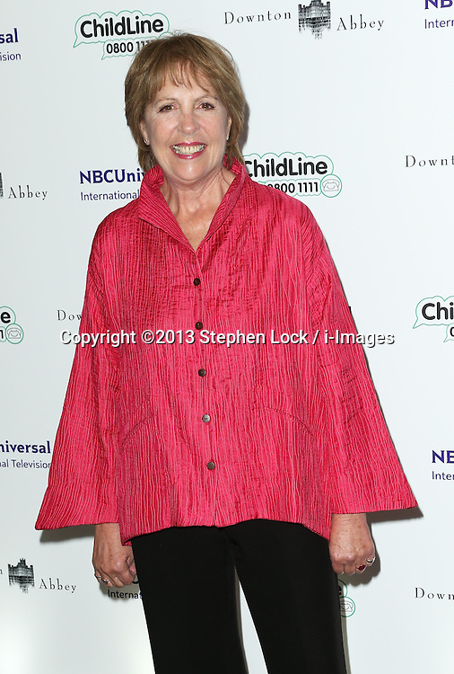 Penolope Wilton  arriving at the Downton Abbey ChildLine Ball in London, Thursday, 24th October 2013. Picture by Stephen Lock / i-Images