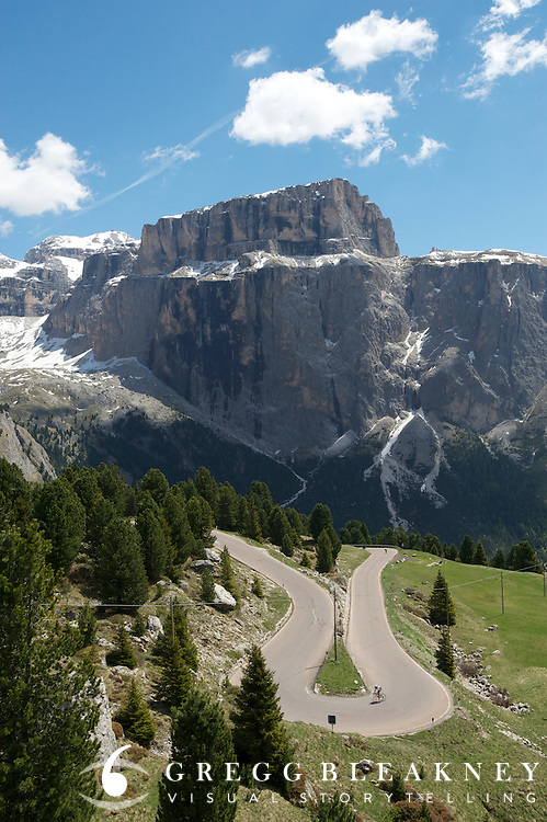Matt Terry Scenic - 2011 Giro d'Italia Sella Ronda