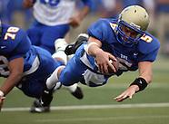 2007 TX HS Football -- Sub 5A No 3 Kerrville Tivy vs. Lanier, Alamo Stadium, San Antonio, 17 Nov 07