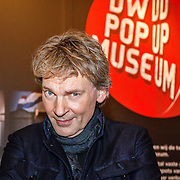 NLD/Amsterdam/20160128 - opening DWDD Pop Up Museum 2016, Matthijs van Nieuwkerk