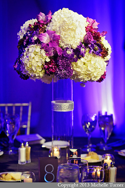 Boston Seaport Hotel Wedding.  Uplighting by Boston Uplights.  Images by Boston Wedding Photographer Michelle Turner.