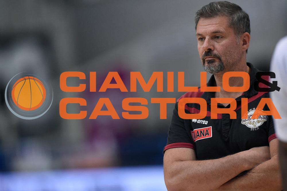Renzo Colombini<br /> Dolomiti Energia Aquila Basket Trento - Umana Reyer Venezia<br /> Lega Basket Serie A 2016/2017<br /> Playoff, finale gara 3<br /> Trento, 14/06/2017<br /> Foto M.Ceretti / Ciamillo-Castoria